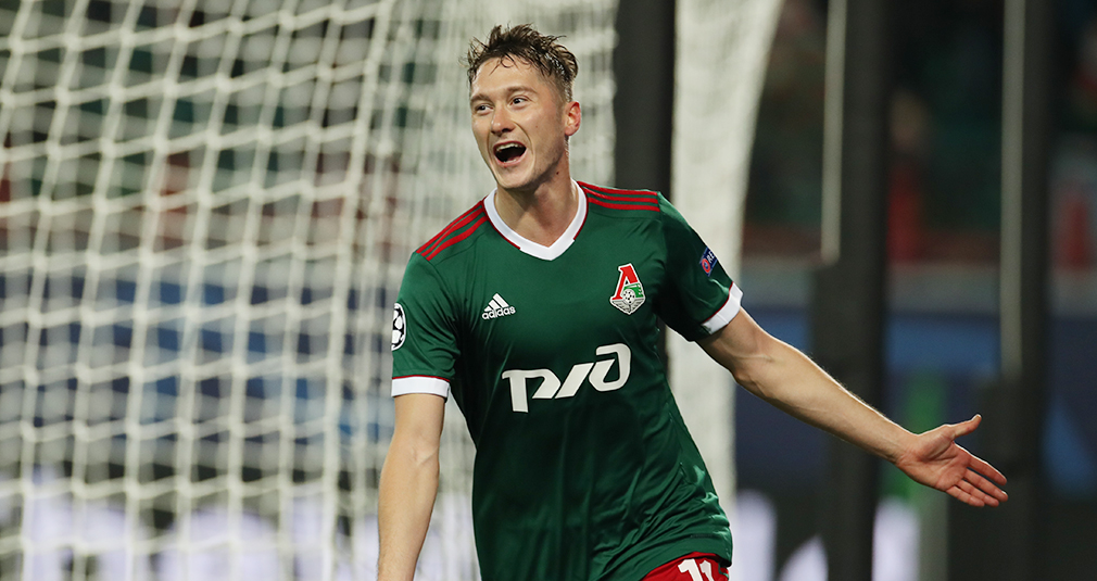 International call ups - Lokomotiv