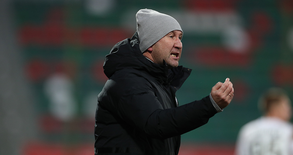 Мишаткин: Перерыв в лиге пойдет нам на пользу