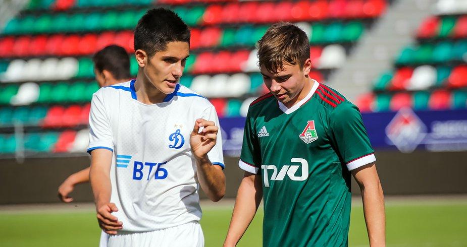 Товарищеские матчи с «Динамо»