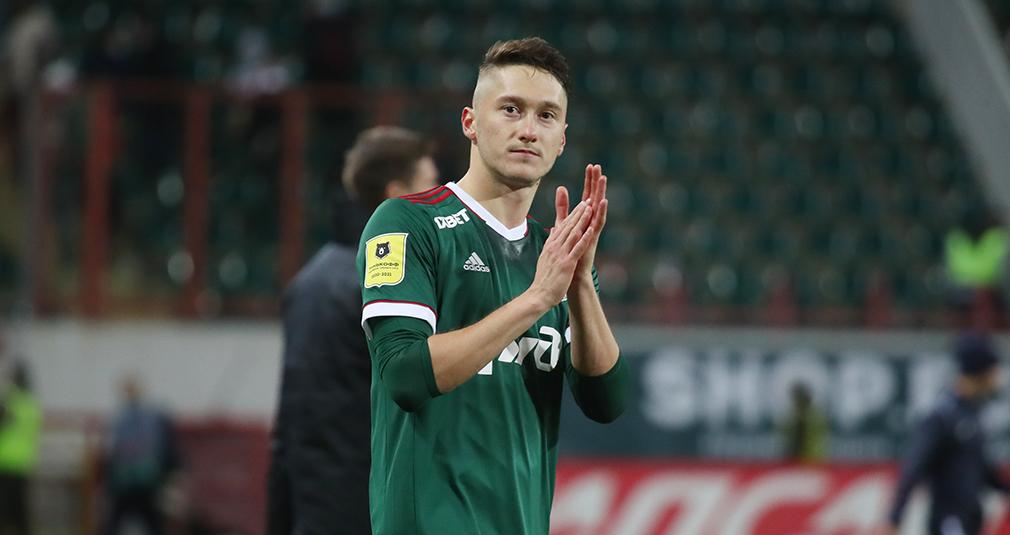 Миранчук и Гилерме сыграли за сборную