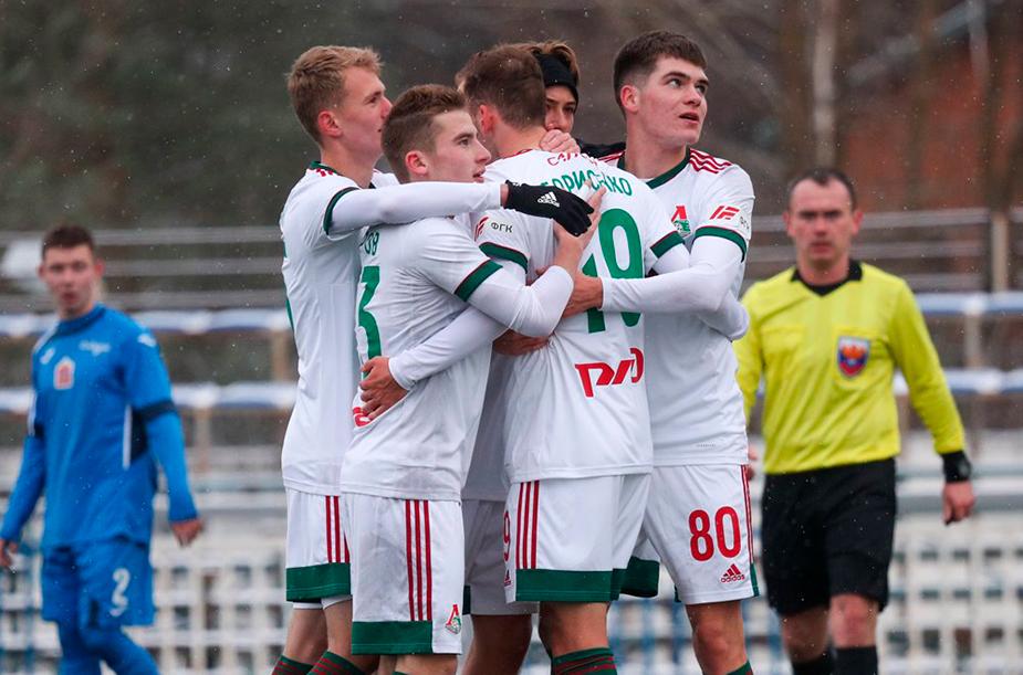УОР №5 - «Локомотив» (мол) – 0:3