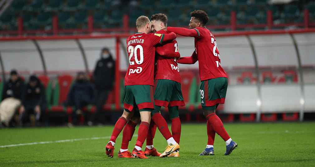 Corluka sent off, VAR cancels Ze Luis goal and Miranchuk scores the penalty. Lokomotiv beats Arsenal