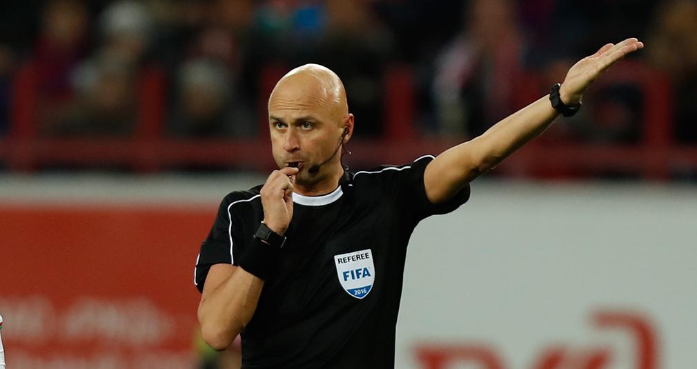 Карасев назначен на матч с «Рубином»