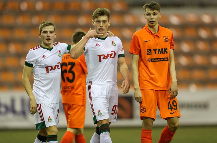 Ural U-19 - Lokomotiv U-19 - 1:5