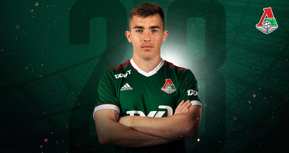 Ilya Berkovskiy has joined Lokomotiv