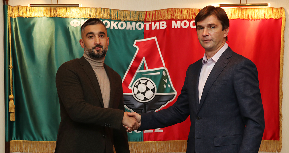 Alexander Samedov is confirmed as a new senior figure in recruitment department for youth football