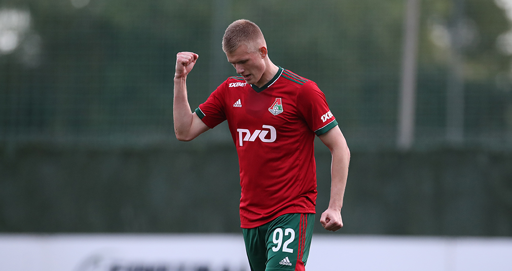 A good way to start the year! Lokomotiv have beaten Velez at the training camp