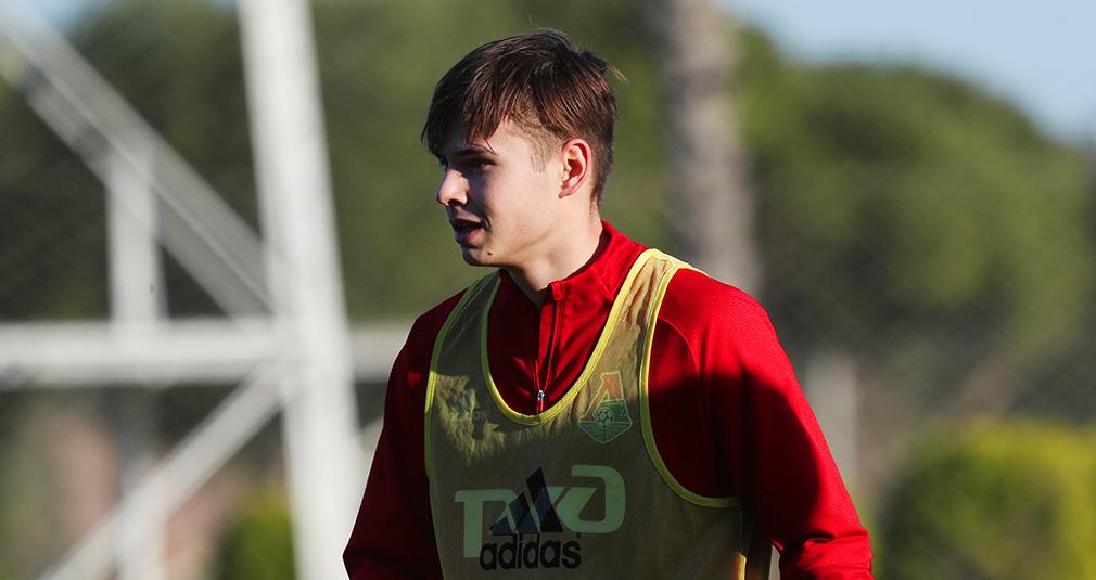 Никишин: Хочу связать свою жизнь с «Локомотивом»