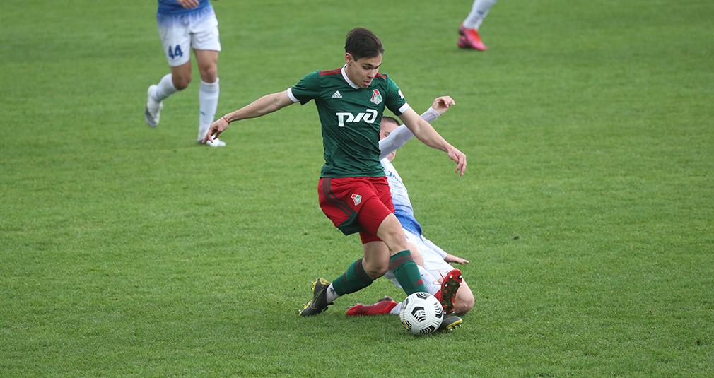Молодежка сыграла с сербской «Младостью»