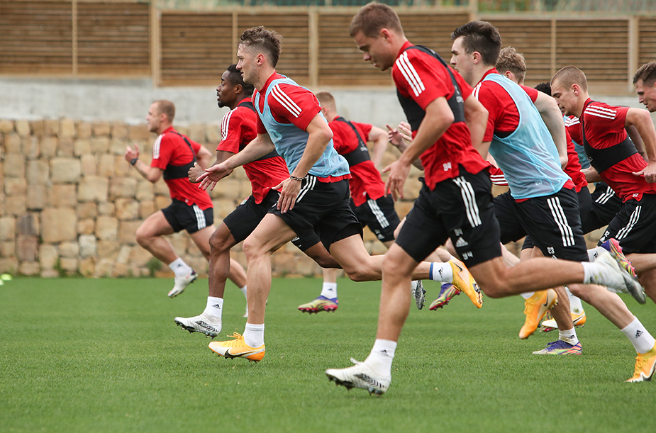 Training camp in Spain. Day 13