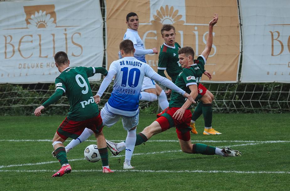 Lokomotiv U-19 - Mladost U-19 - 2:4