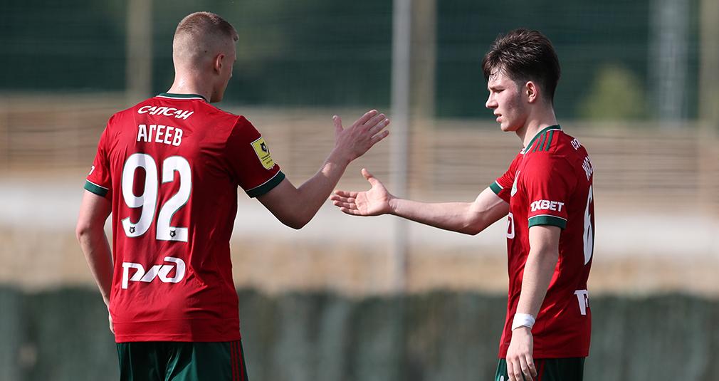 Lokomotiv got a draw against Krasnodar at the training camp in Spain