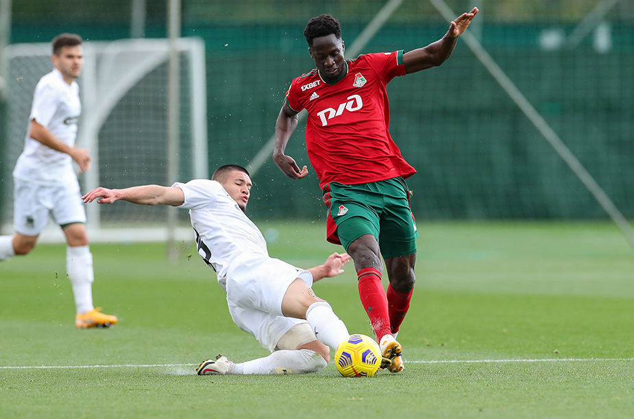 Lokomotiv - Krasnodar-2 - 4:1