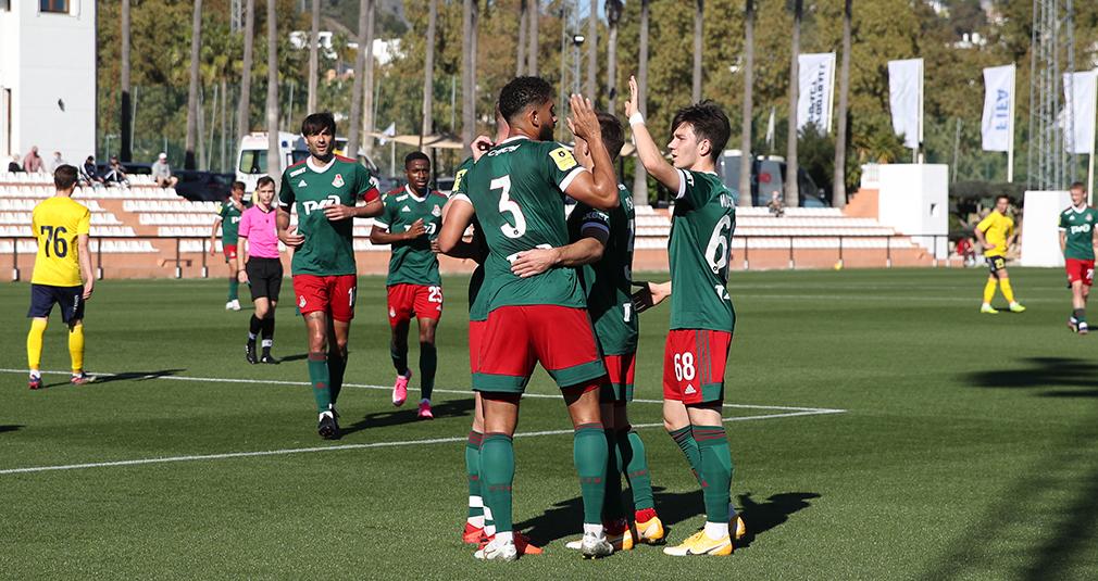 «Локомотив» завершил сбор в Испании победой над «Ростовом»