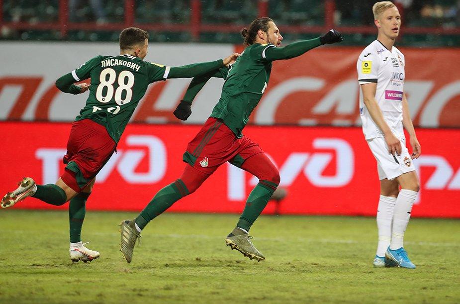 «Локомотив» - ЦСКА – 2:0