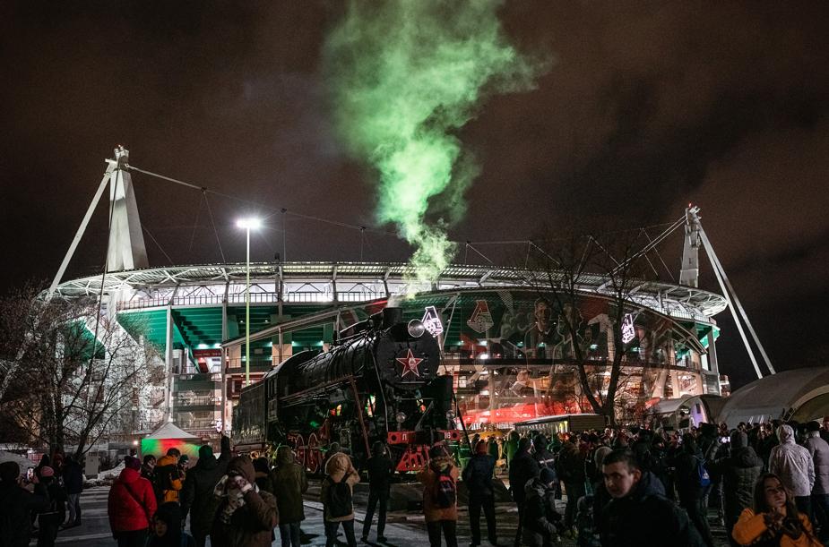 «Локомотив» - ЦСКА. Matchday