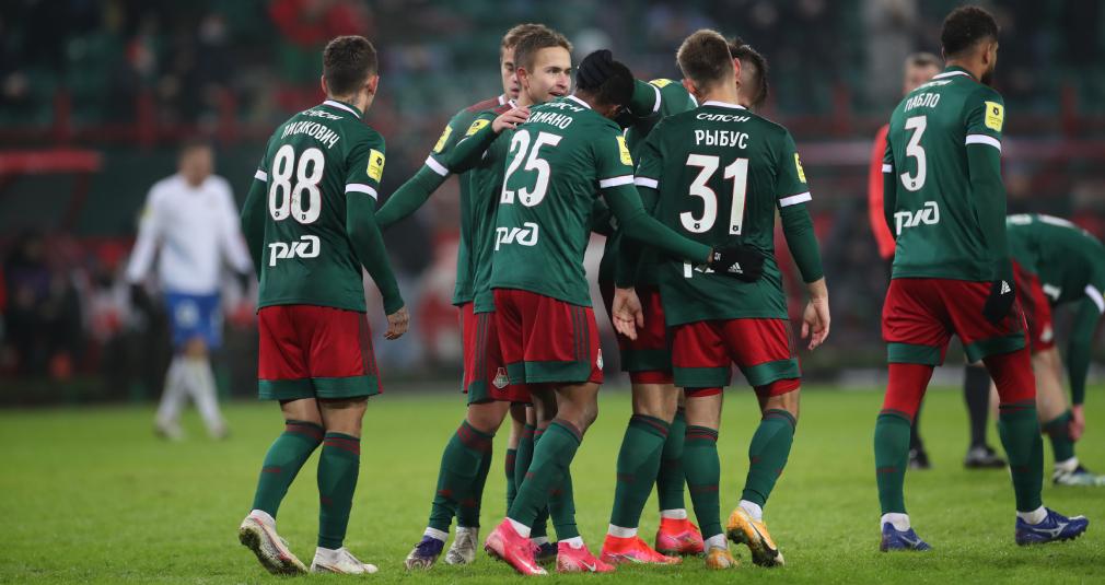 «Локомотив» дома уверенно обыграл «Сочи». Репортаж