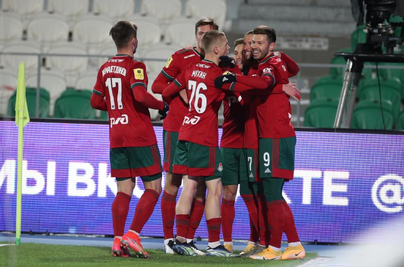 «Уфа» – «Локомотив» – 0:1