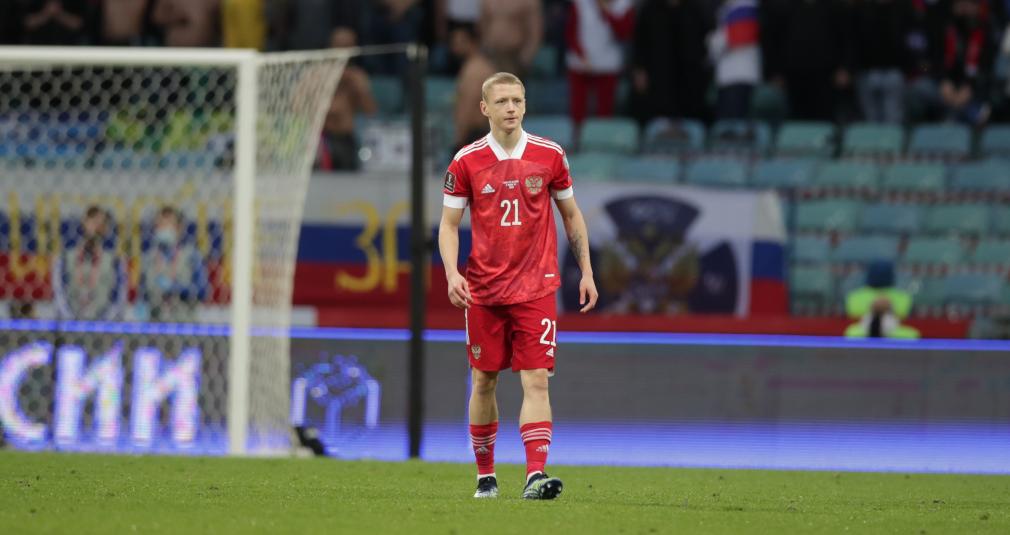 Мухин дебютировал в сборной России