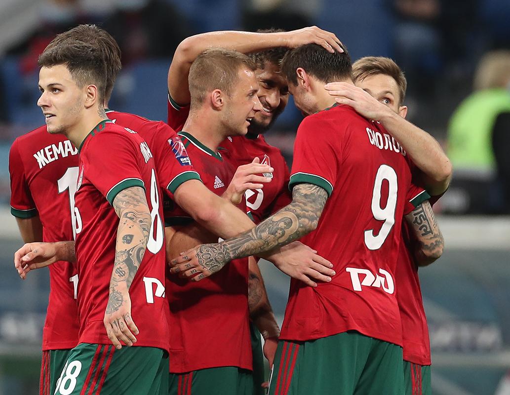 «Сочи» – «Локомотив» – 1:3