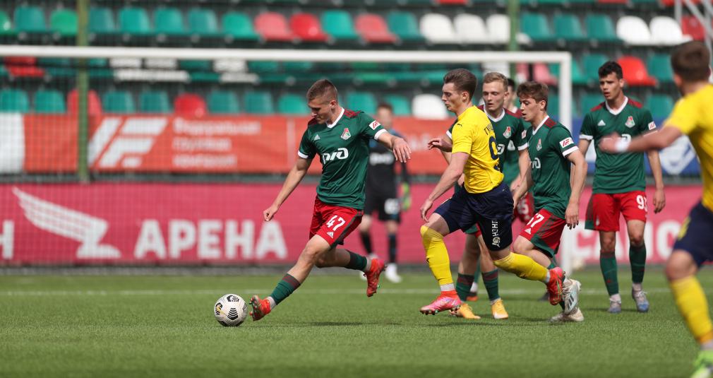 «Локомотив» (мол) – «Ростов» (мол) – 2:0