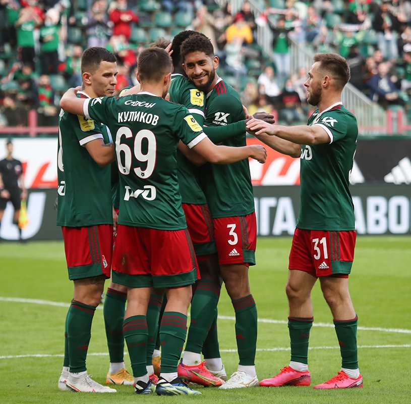 «Локомотив» – «Ростов» – 4:1