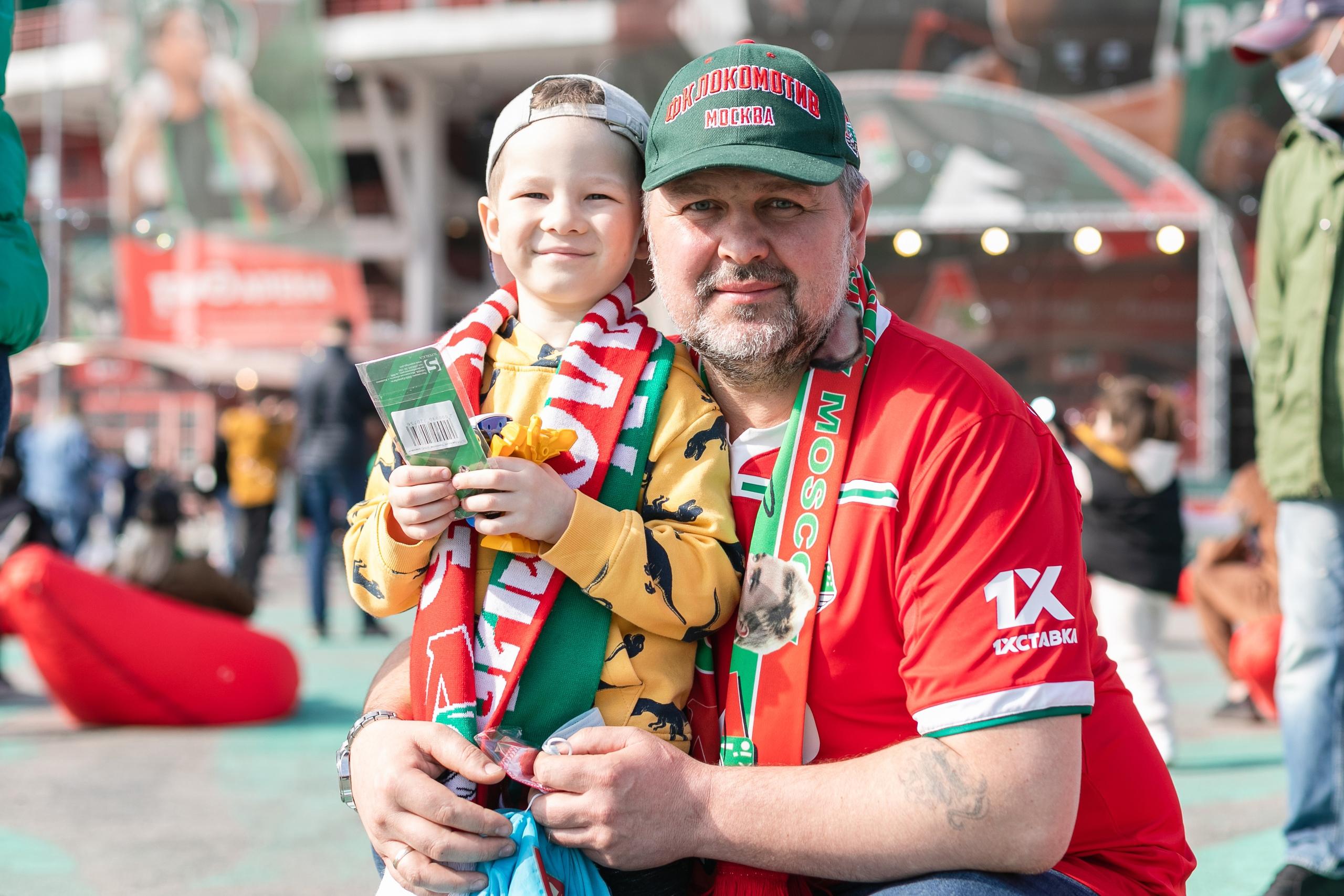 Matchday «Локомотив» – «Ростов». 17 апреля 2021 года