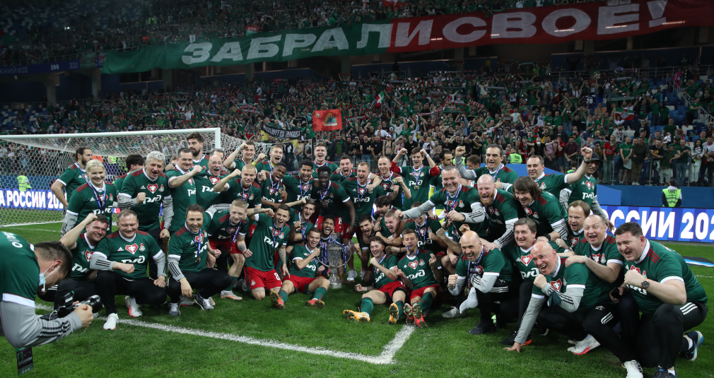 «Локомотив» побеждает в финале! Репортаж