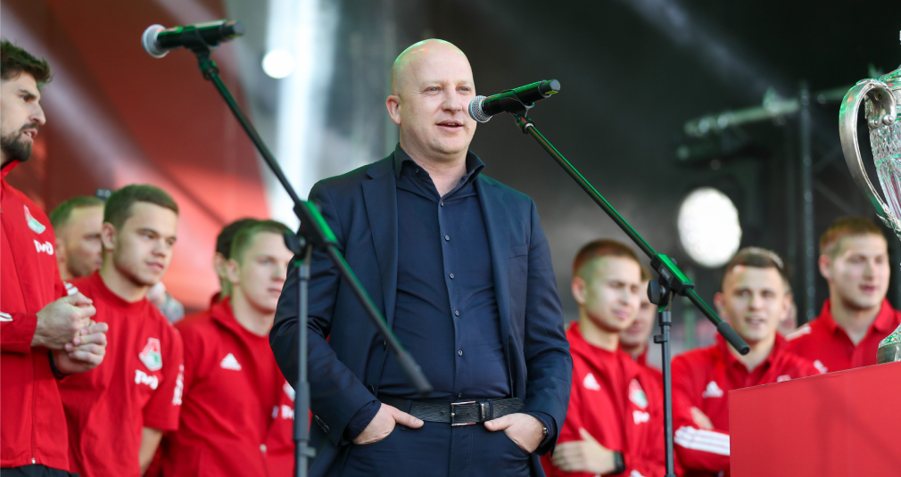 Обращение Марко Николича к болельщикам