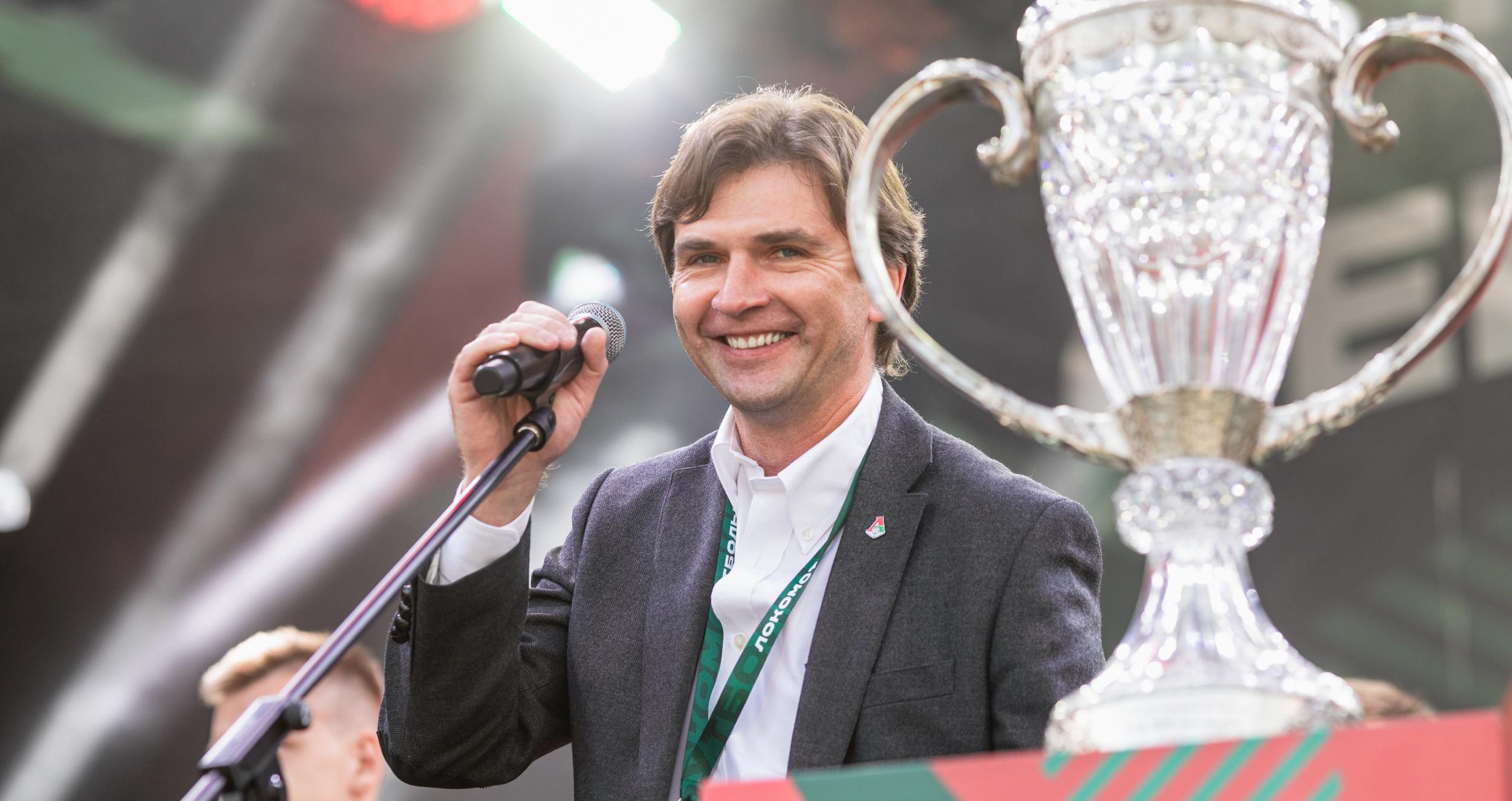 Владимир Леонченко – в составе правления РПЛ