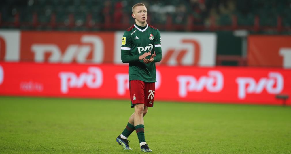 Maxim Mukhin leaves Lokomotiv