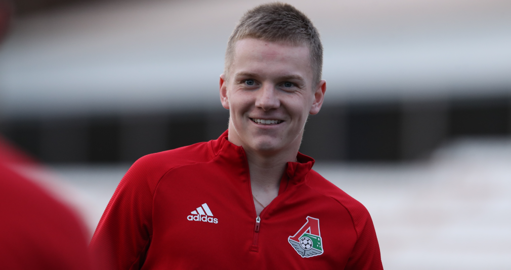 Lokomotiv and  Titkov penned a new contract