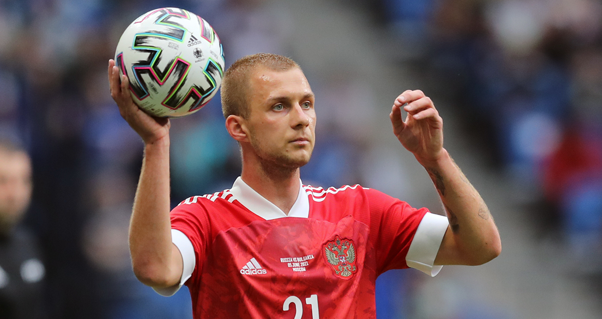Сборная России обыграла Болгарию – 1:0