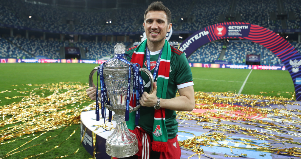 Lokomotiv and Rotenberg penned a new contract