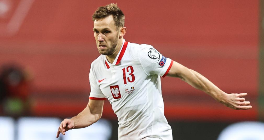 Рыбус и Крыховяк дебютировали на Евро-2020