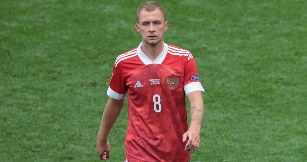 Баринов и Жемалетдинов сыграли за сборную