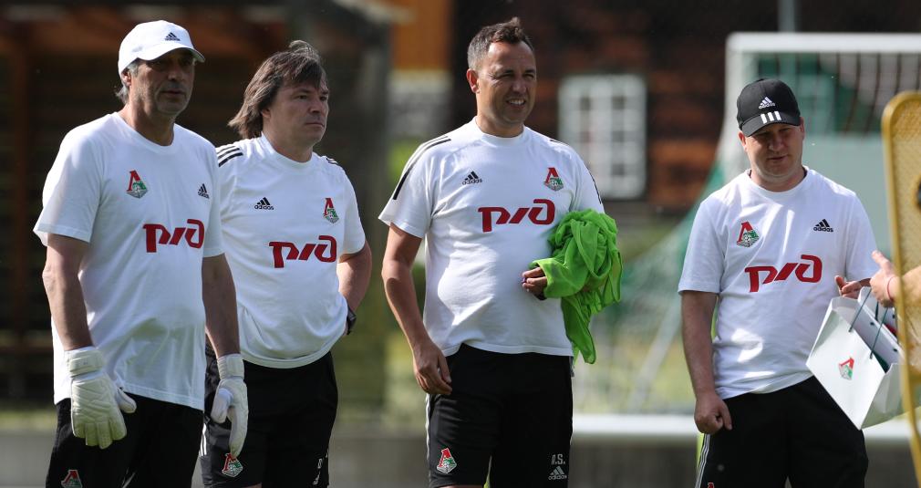 «Локомотив»: неделя в Бад-Кляйнкирххайме