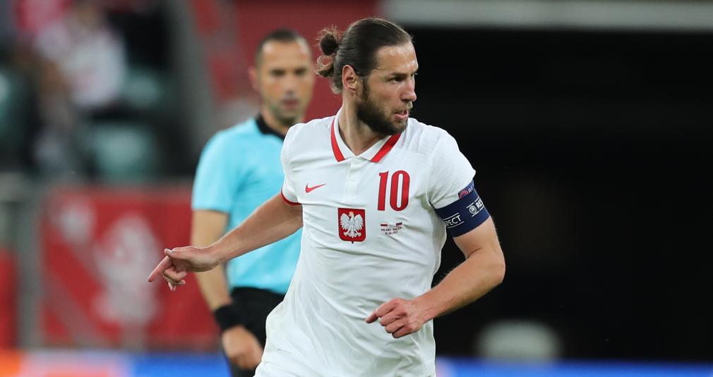 Крыховяк – в стартовом составе сборной Польши