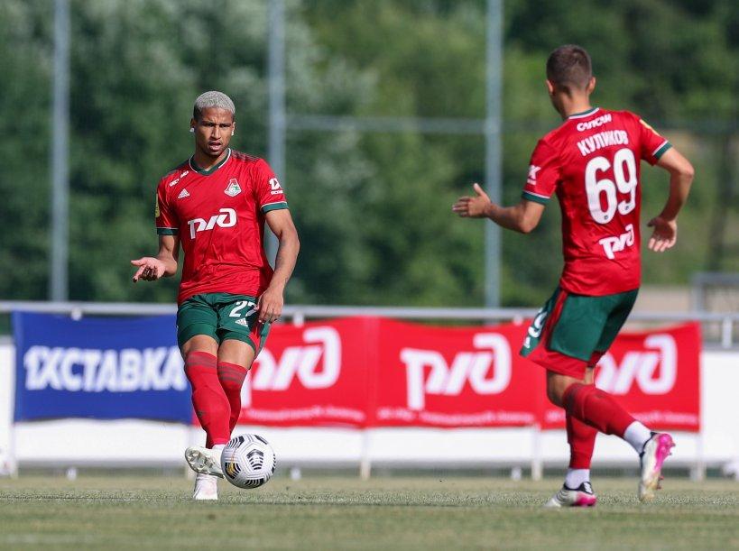 Lokomotiv – Zhilina – 3:2. Friendly match