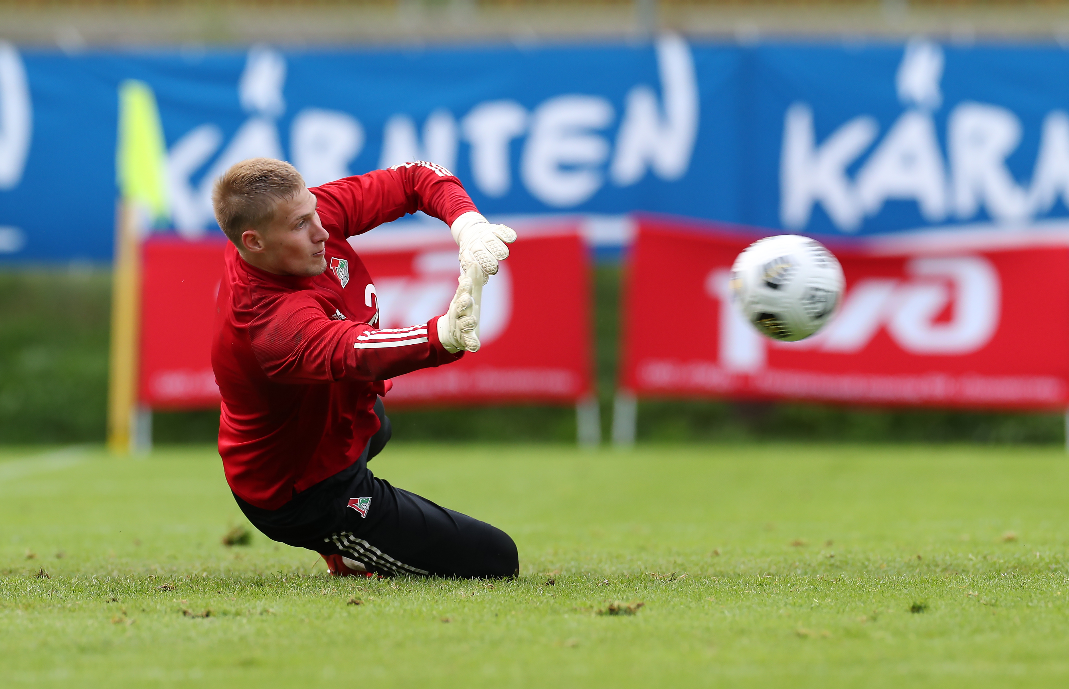 The twelfth day of training camp in Austria.