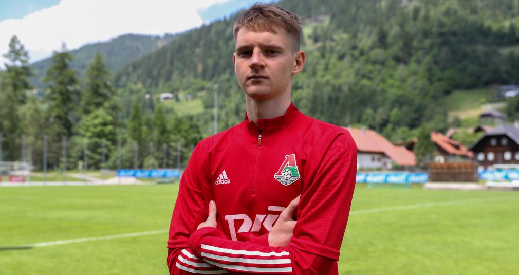 Зинович переходит в «Локомотив»