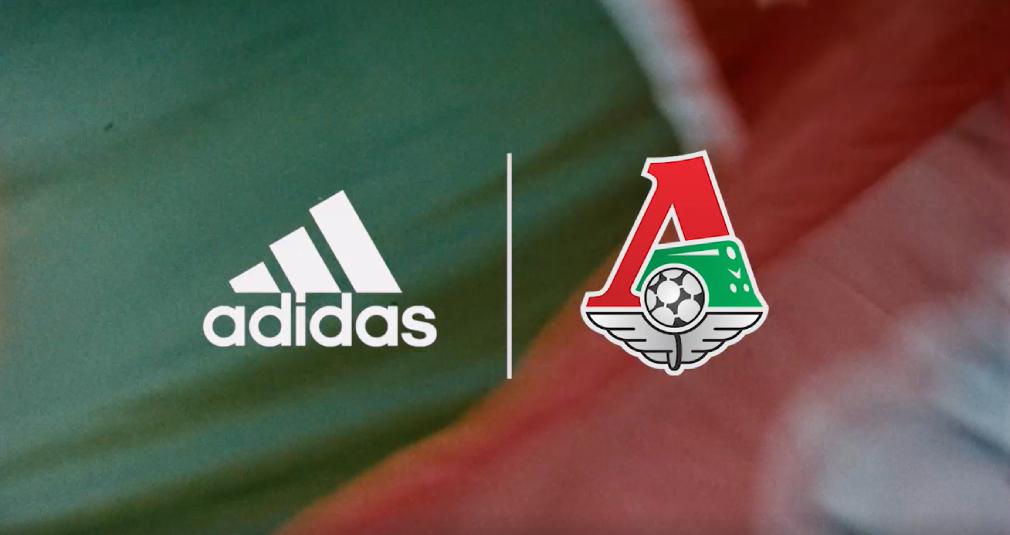 Adidas представил новую игровую форму «Локомотива»
