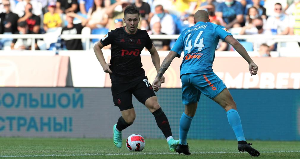 «Локомотив» – «Зенит» – 0:3. Репортаж