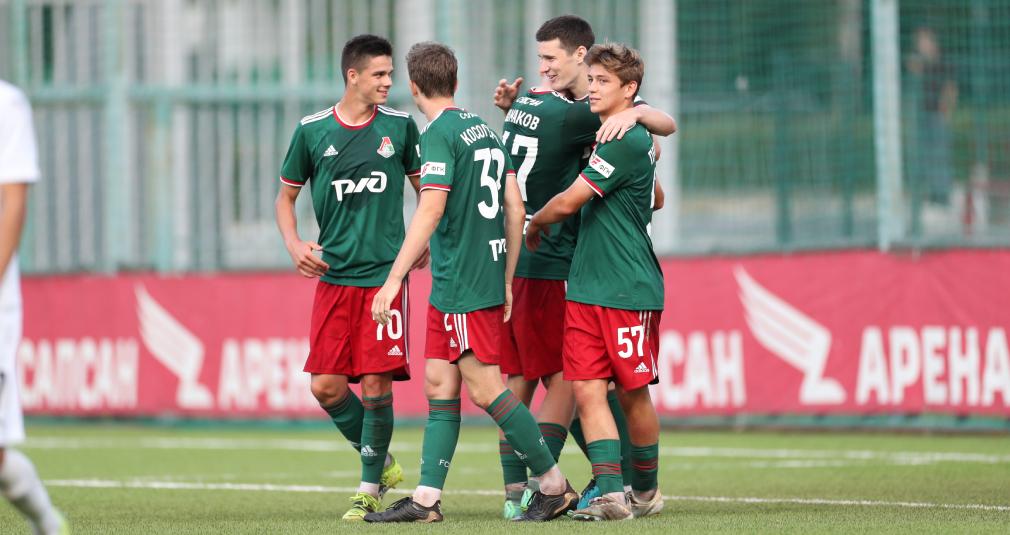 Молодёжка начала сезон с победы над «Краснодаром»