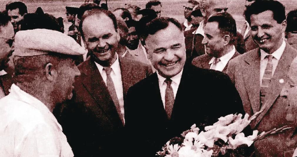 День в истории. Борис Бещев