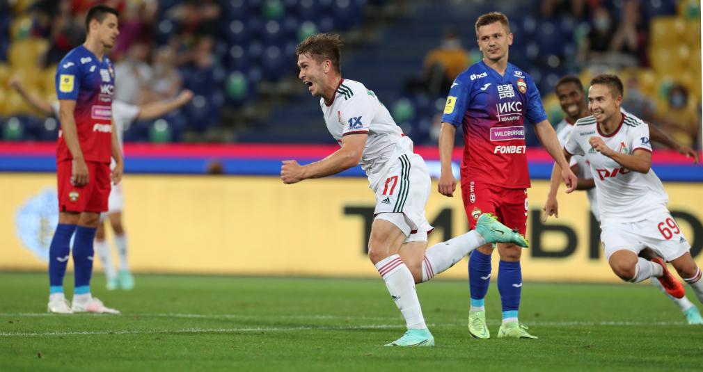 «Локомотив» обыграл ЦСКА в столичном дерби
