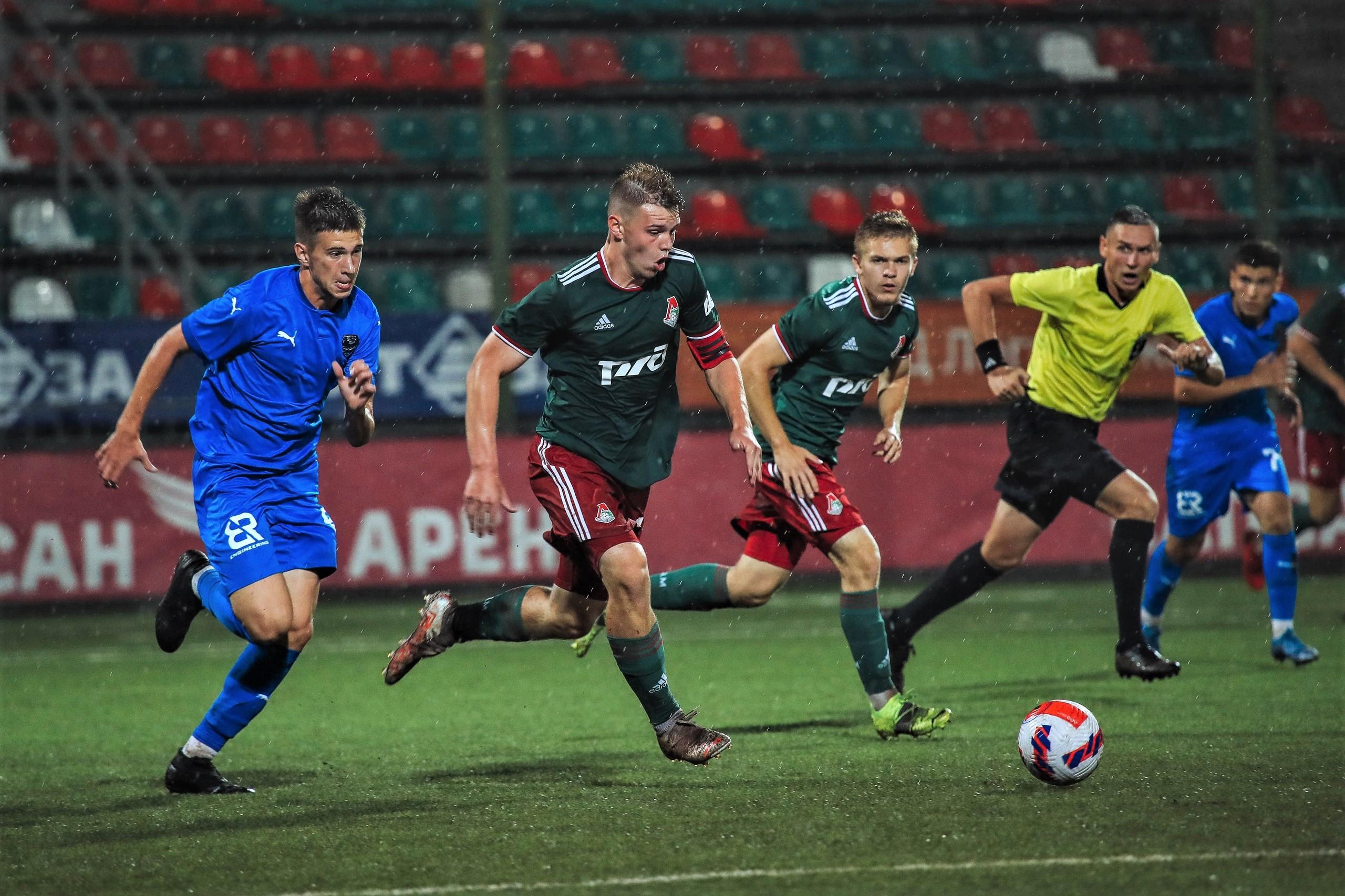 Lokomotiv U19 – Sochi U19 – 0:1
