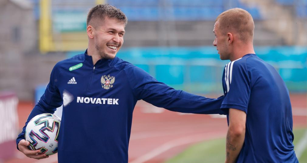 5 игроков «Локомотива» – в расширенном списке сборной России