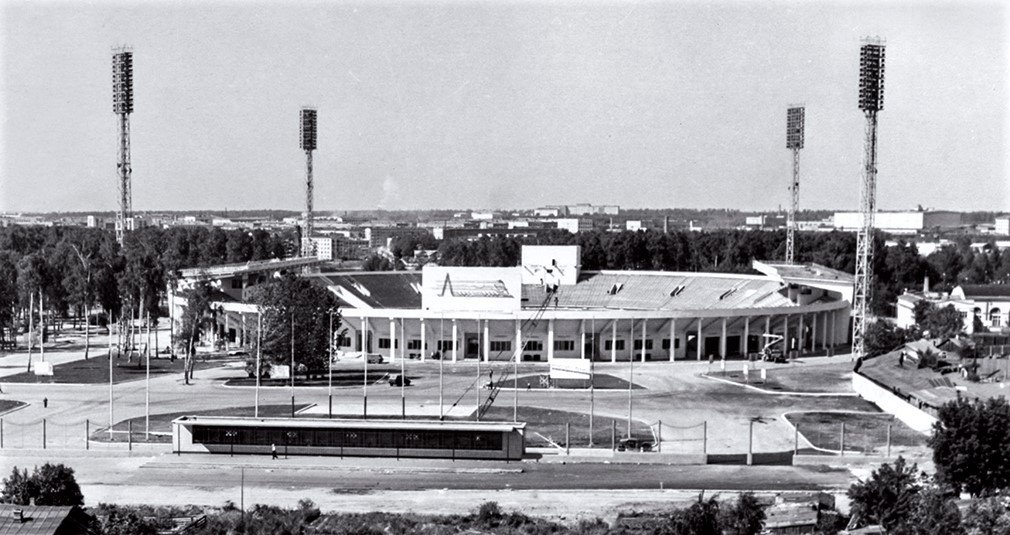 День в истории. Открытие стадиона «Локомотив»