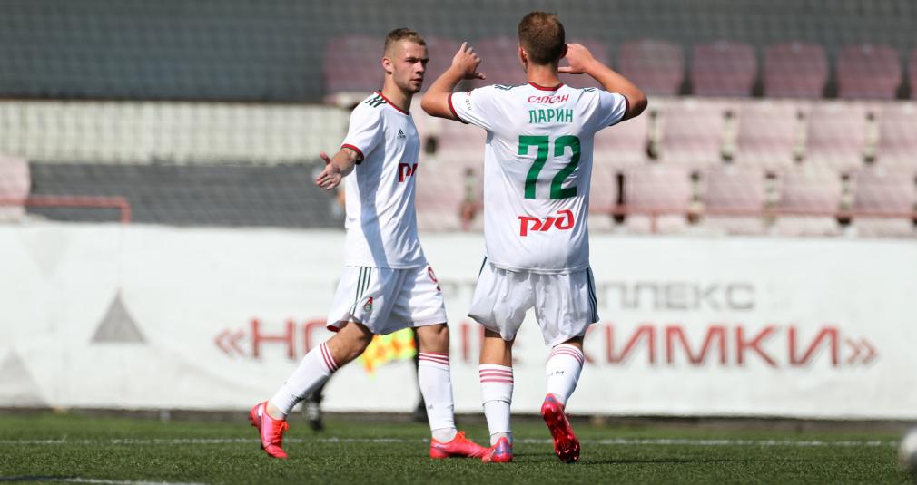 Боевая ничья в М-Лиге: «Химки» – «Локомотив» – 4:4